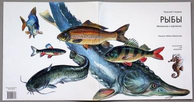 Николай Сладков. Рыбы