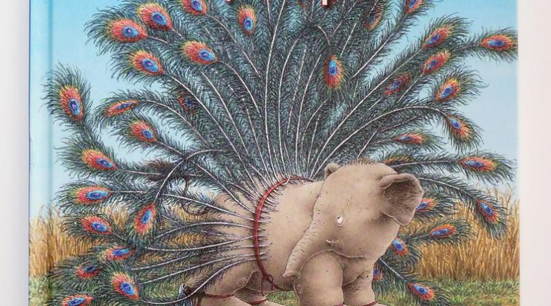 Берни Бос. Слонёнок ищет брата : история долгого путешествия