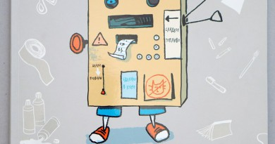 Вивьен Шварц. Я — робот
