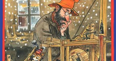 Свен Нурдквист. Механический Дед Мороз