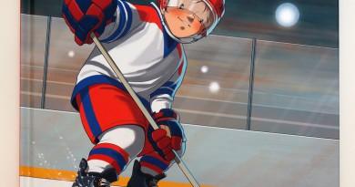 Михаил Санадзе. Когда я вырасту, я стану хоккеистом