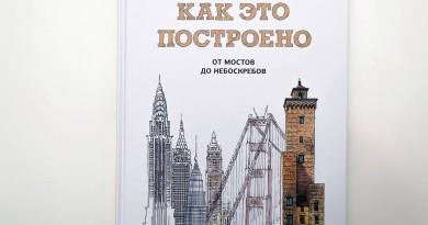 Дэвид Маколи. Как это построено. От мостов до небоскребов. Иллюстрированная энциклопедия