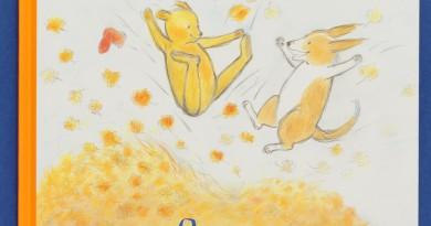 Гунилла Ингвес. Осень мишки Бруно