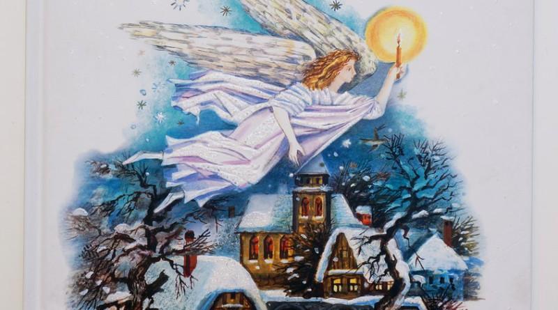 Сельма Лагерлеф. Легенда о Рождественской розе