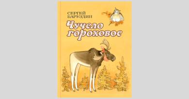 Сергей Баруздин. Чучело гороховое