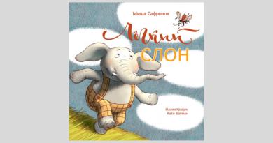 Миша Сафронов. Лёгкий слон