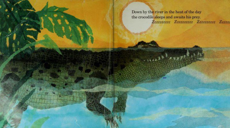 Гейл Йоргенсен. Крокодилий Бит