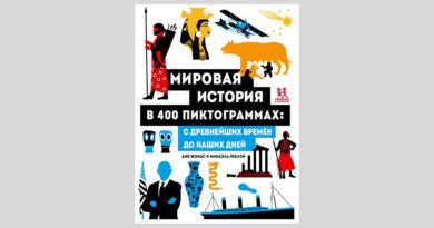 Анн Жонас. Мировая история в 400 пиктограммах: с древнейших времён до наших дней