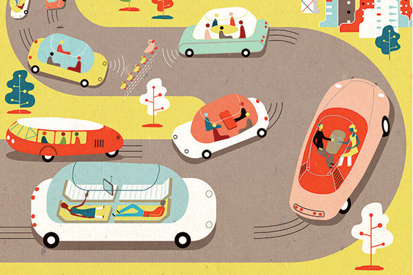 Книги про машины