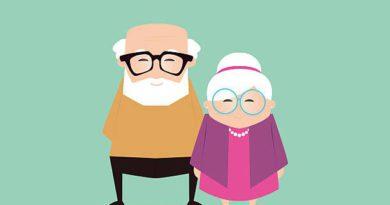Книги о бабушках и дедушках