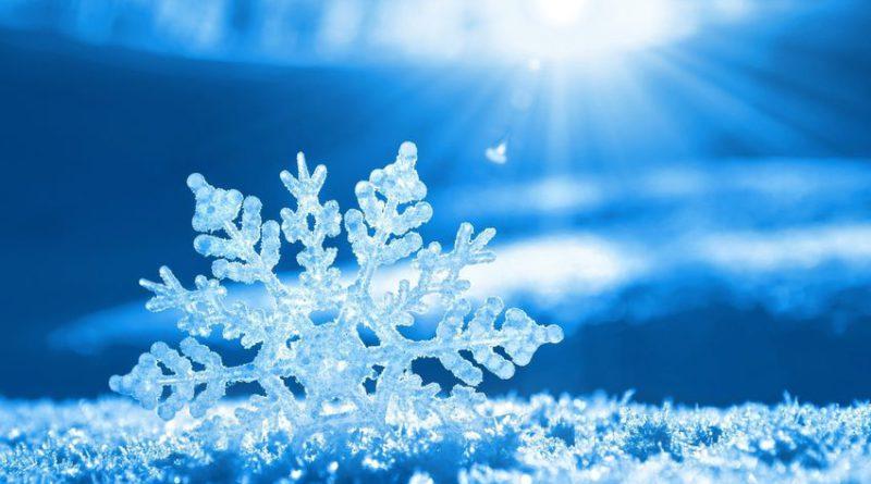 Книги про снег и снежинки
